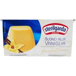 Sterilgarda FrescoCrem Budino alla Vaniglia 2 x 100 gr.