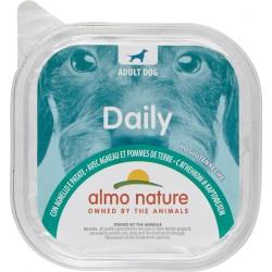 Almo daily cane agnello patate vaschetta - gr.300