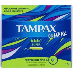 Tampax super compak x16