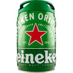 Heineken birra fusto - lt.5