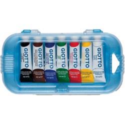 Tempere Giotto tubo 2 ml 7.5 cf da 7 colori
