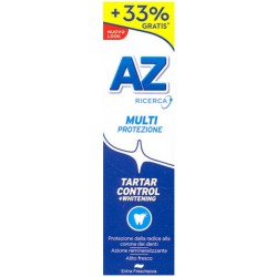 Az dentifricio tartar control - ml.75+25