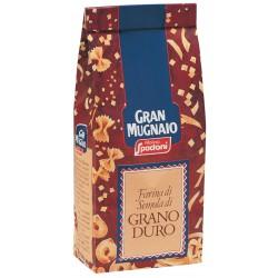 Spadoni farina semola di grano duro - kg.1