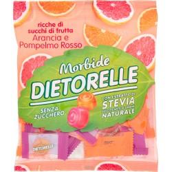 Dietorelle morbide arancia e pompelmo rosso - gr.70