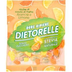 Dietorelle dure arancia limone - gr.70