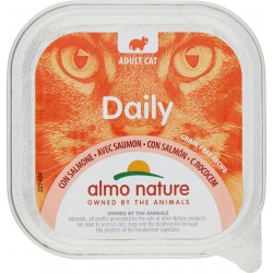 Almo nature Daily Adult Cat con Salmone 100 gr.