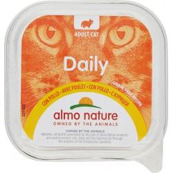 Almo daily gatto pollo vasc. - gr.100