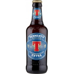Tennent's extra strong lager birra cl.33