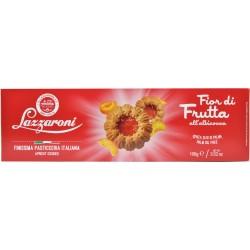 Lazzaroni fior di frutta albicocca gr.100