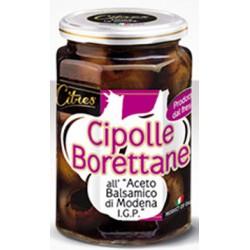 Citres cipolle borettane all'aceto balsamico - gr.290