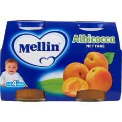 mellin succo albicocca ml.500 x 4