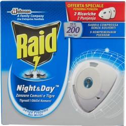 Raid night&day trio ricar.x 2