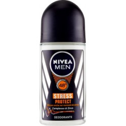 Nivea deo roll-on stress men - ml.50