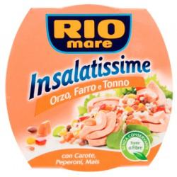 Rio mare insalatissime orzo/farro - gr.160