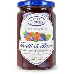 Villa Giorgia confettura frutti di bosco gr.350