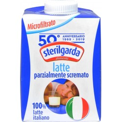 Latte Sterilgarda parzialmente scremato ml.500