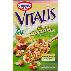 Cameo vitalis muesli croccante alla frutta gr.300