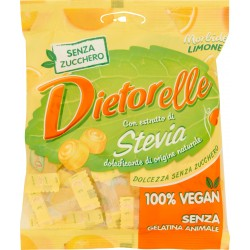 Dietorelle morbide limone - gr.70