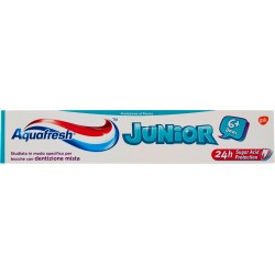 Aquafresh dentifricio junior 6+ - ml.75