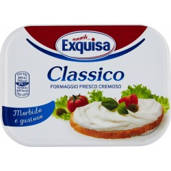 Exquisa Classico formaggio fresco cremoso gr.175