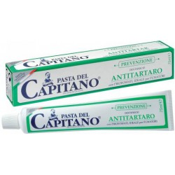 Capitano pasta antitartaro - ml.75