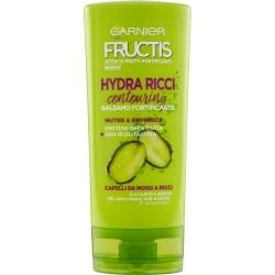 Garnier Fructis Balsamo Hydra Ricci Contouring con pectina della frutta e olio di pistacchio, 200 ml.