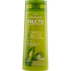 Garnier Fructis Capelli Secchi 2in1 - Shampoo per capelli secchi, sciupati - 250 ml.