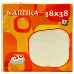 Karita tovaglioli 2v 38x38