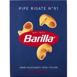 Barilla n.91 pipe rigate - gr.500