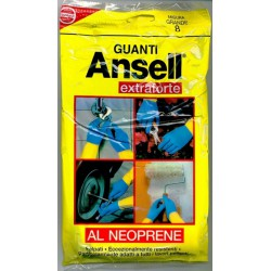 Ansell guanti extraforte 8