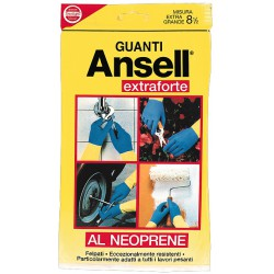 Ansell guanti extraforte 8,5