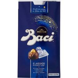 Baci Perugina cioccolatini fondenti ripieni al gianduia e nocciola intera gr.200