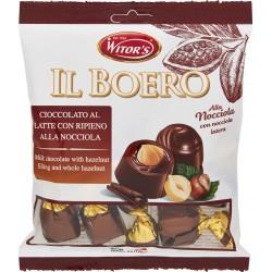 Witor's Il Boero alla Nocciola con nocciola intera 120 gr.