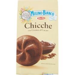Mulino Bianco Chicche con Crema di Cacao 200 gr.