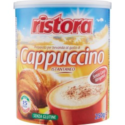 Ristora cappuccino baratt. - gr.250