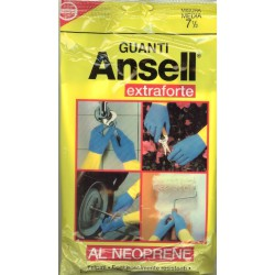 Ansell guanti extraforte 7,5