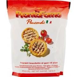 ProntoForno Pancondì Fragranti bruschette al gusto di pizza 160 gr.