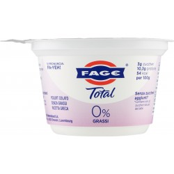 Fage yogurt total 0% gr.170