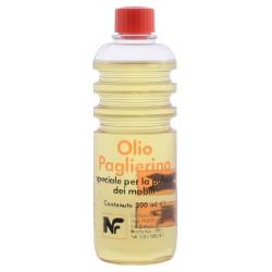 Olio paglierino x mobili - ml.200