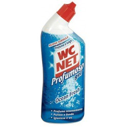 Wc net profumoso gel cassa mista ml.700
