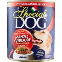 Special dog bocconcini manzo e verdure - gr.820