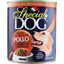 Special dog bocconcini di pollo - gr.820