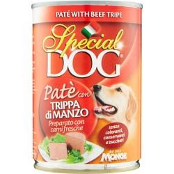 Special dog pate trippa e manzo - gr.400