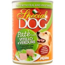 Special dog pate vitello e verdure - gr.400