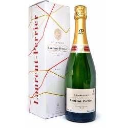 Laurent perrier brut con astuccio cl.75