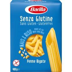 Barilla pasta senza glutine penne rigate gr.400