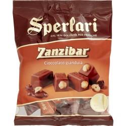 Sperlari Zanzibar torroncini Cioccolato gianduia 130 gr.