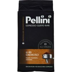 Pellini caffè Espresso Gusto Bar n°46 Cremoso 250 gr.
