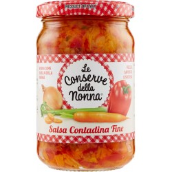 Le conserve della Nonna salsa contadina fine - gr.280