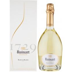 Champagne Ruinart Blanc de Blancs 75 cl. Coffret
